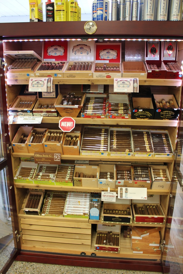 Our Cigar Selection