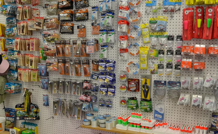 Fishing Tackle and Equipment